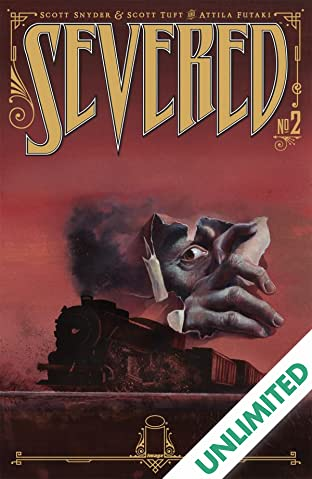 Severed #2 (of 7)